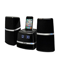 Jensen Docking Station with Speakers for iPod® and iPhone®