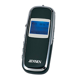 Jensen 2GB Digital Audio Player