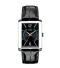 ESQ Movado® Black Men's Synthesis™ Watch