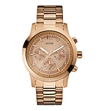 Guess Euro-Cool Chronograph Watch