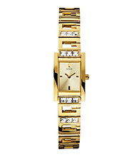 Guess Gold G Iconic Sophistication Watch