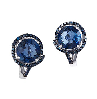 Effy® London Blue Topaz Earrings
