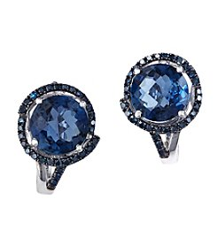 Effy® London Blue Topaz Earrings