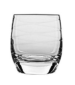 Luigi Bormioli Romantica Set of 4 Double Old Fashioned Glasses