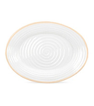Sophie Conran for Portmeirion® Carnivale Biscuit Large Oval Platter