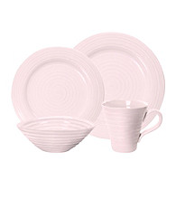 Sophie Conran for Portmeirion® Pink 4-pc. Place Setting