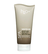 H2O Plus Spa Unscented Hand & Nail Cream 6-oz.