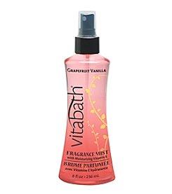 Vitabath® Grapefruit Vanilla Body Mist