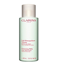 Clarins® Super-Size Cleansing Milk with Alpine Herbs