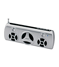 Jensen Portable Stereo Speaker with FM Radio