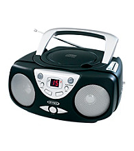 Jensen CD-472 Portable Stereo Compact Disc Player with AM/FM Radio