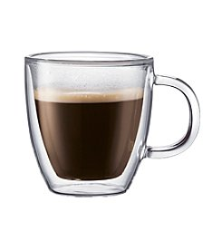 Bodum® Bistro 2-pc. Double Wall Espresso Mug
