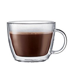 Bodum® Bistro 2-pc. Double Wall Café Latte Cup