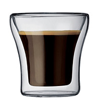 Bodum® Assam 2-pc. Extra-Small Double Wall Glass
