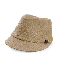 San Diego Hat Co.® Women's Natural Jute Military Cap