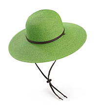 San Diego Hat Co.® Fern Unisex Garden Hat