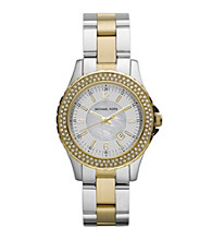 Michael Kors® Two Tone Madison Watch