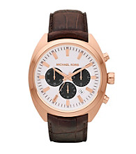 Michael Kors® Brown Dean Watch