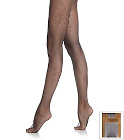 Berkshire® Fishnet Fashion Texture Tights - Black