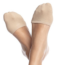 HUE® Cool Contours Toe Covers - Cream