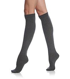 HUE® Flatknit Knee Socks