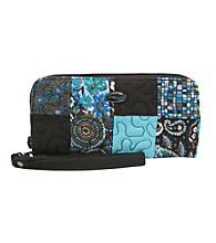 Donna Sharp® Zippered Wallet
