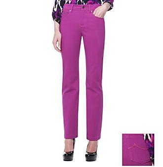 Jones New York Sport® Colored Bootcut Jean