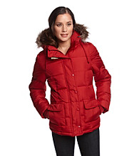 Ruff Hewn Toggle Puffer Jacket