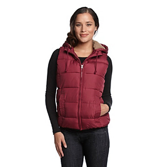 Ruff Hewn Quilted Puffer Vest