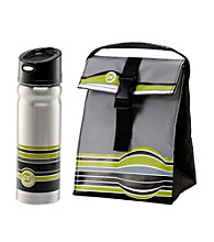 Zak Designs® Dorado Insulated Polyester Bag and Travel Tumbler