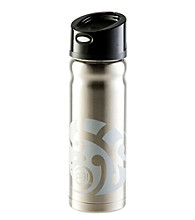 Zak Designs® 16oz Black POP Lid on Vista Double Wall Stainless Steel Vacuum Travel Tumbler