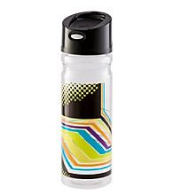 Zak Designs® 24oz Black POP Lid on Vista Single Wall Tritan Bottle