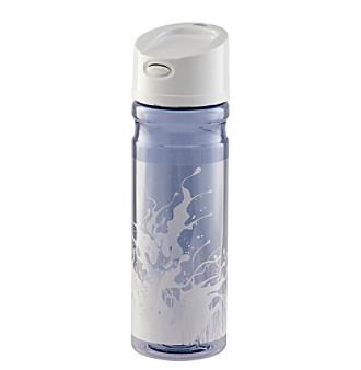 Zak Designs®  24oz White POP Lid on Vista Single Wall Tritan Surf Bottle