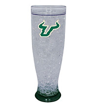 TNT Media Group University Of South Florida Bulls Ice Pilsner Glass