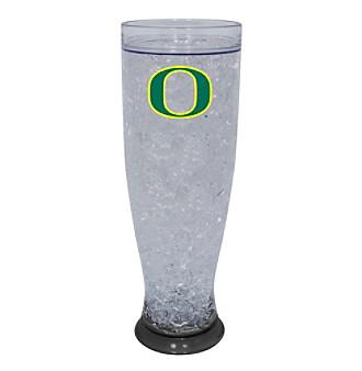 TNT Media Group University Of Oregon Ducks Ice Pilsner Glass