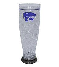 TNT Media Group Kansas State University Wildcats Ice Pilsner Glass