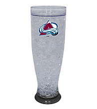 TNT Media Group Denver Avalanche Ice Pilsner Glass