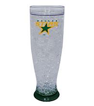 TNT Media Group Dallas Stars Ice Pilsner Glass