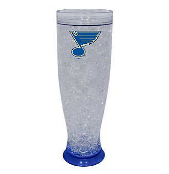 TNT Media Group St. Louis Blues Ice Pilsner Glass