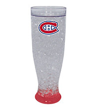 TNT Media Group Montreal Canadiens Ice Pilsner Glass