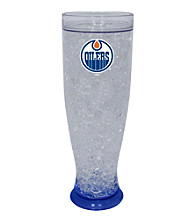 TNT Media Group Edmonton Oilers Ice Pilsner Glass
