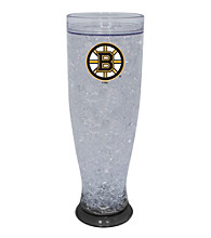 TNT Media Group Boston Bruins Ice Pilsner Glass