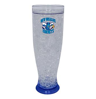 TNT Media Group New Orleans Hornets Ice Pilsner Glass