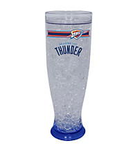 TNT Media Group Oklahoma City Thunder Ice Pilsner Glass