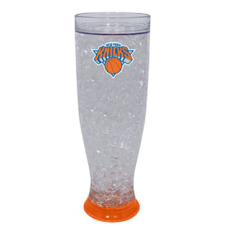 TNT Media Group New York Knicks Ice Pilsner Glass