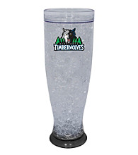 TNT Media Group Minnesota Timberwolves Ice Pilsner Glass