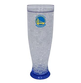 TNT Media Group Golden State Warriors Ice Pilsner Glass