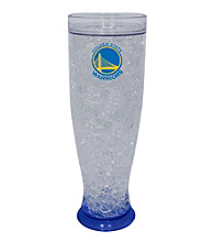 TNT Media Group Golden State Warriors Ice Pilsner Glass