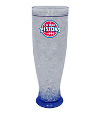 TNT Media Group Detroit Pistons Ice Pilsner Glass