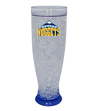 TNT Media Group Denver Nuggets Ice Pilsner Glass